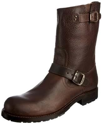 Frye Men's Rogan Enginr 8R Opu Engineer Boot, Dark Brown, 11 UK D