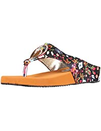 Footshez Casual And Party Wear Wedge Heel Slip On For Women And Girls