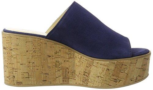 Fabio Rusconi Sace 972, Sandales Ouvertes Femme Bleu (Indaco)