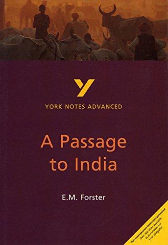A Passage to India: York Notes Advanced: Study Notes por Nigel Messenger