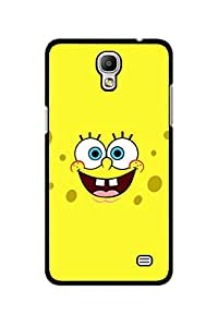 Caseque SpongeBob Back Shell Case Cover For Samsung Galaxy Mega 2