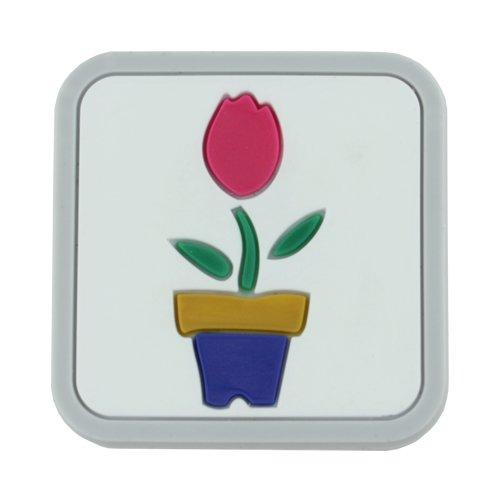 mygrips gm de 94Niños Muebles Flor Puerta botón/nauf, Gris