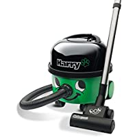 Numatic HVR200-11 Harry Vacuum Cleaner, 620 Watt, Bagged, Green/Black