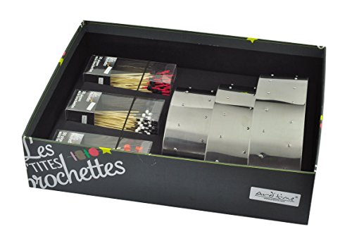 ardtime-pb-cofbroch-coffret-les-petite-brochettes-3-supports-brochettes-en-inox-150-piques-brochette
