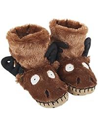 a645e2e2e9e9 Amazon.co.uk  Hatley - Slippers   Boys  Shoes  Shoes   Bags