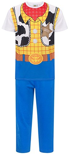 Hombres - Toy Story - Pijama (L)