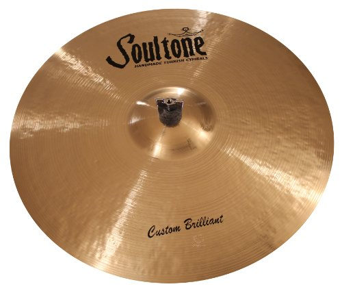 soultone Becken cbr-crr22–55,9cm Custom Brilliant Crash Ride