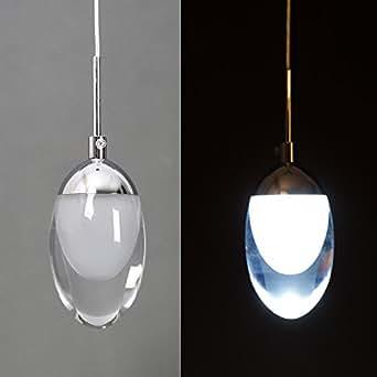 Moderne acrylique suspensions luminaire 3w lampe led - Amazon luminaire suspension ...