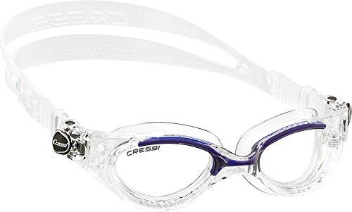 Cressi Flash - Premium Schwimmbrille Antibeschlag und 100% UV Schutz