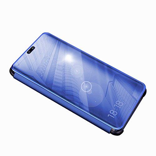 Momoxi Phone Accessory Huawei Handyhülle Handy-Zubehör Geschäft Sleep Wake Up Flip Leder Ständer Fernsehserie ansehen Halter Hülle für Huawei P20 lite hülle