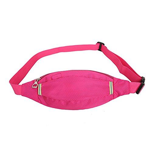Lässig, Taschen, Sport, Gürtel, Taschen, Wandern, Gesäß, Handys, Taschen, Taschen Pink