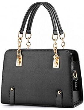 Alidier Neue Marke und Qualität Mode neue Welle Paket Kuriertasche Damen weiblichen Beutel Handtaschen für Frauen...