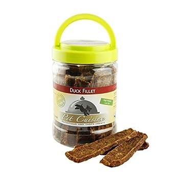 Pet Cuisine Friandise pour chien, Fillet de Canard, 340g