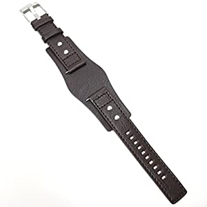 Fossil Uhrband LB-JR1068 Original JR 1068 Lederband 20 mm