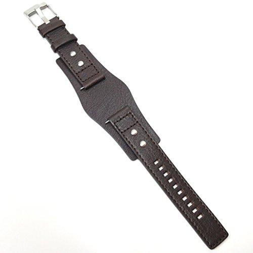 Fossil Uhrband LB-JR1068 Original JR 1068 Lederband 20 mm (20 Mm Fossil Leder Uhr Band)