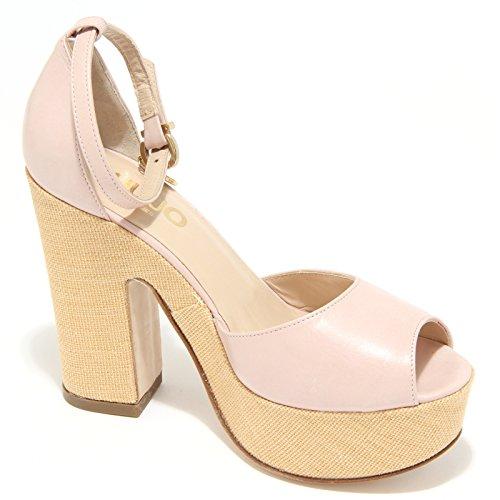 45392 sandalo LIU JO scarpa donna shoes women Rosa