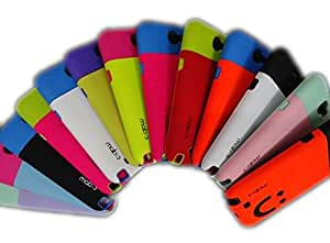 ASE 1+1 SMILEY CASE FOR HTC-501 IN MULTI COLOUR