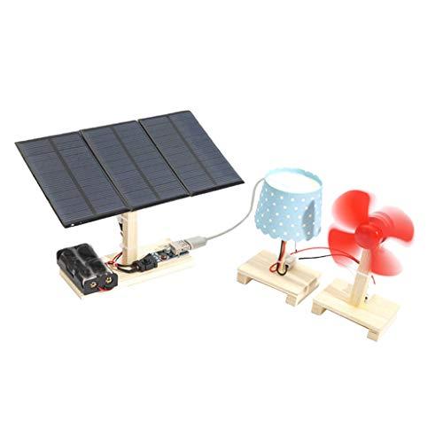 FLAMEER Verschiedene Elektronik Experimente Wissenschaft Spielzeug Lernspiele Lernspielzeug, Auswahl - Solar Power Station (Power Station Für Elektronik)