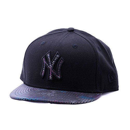 gorra-new-era-9fifty-mlb-sms-wmns-lic-010-new-york-yankees-negro-multi-talla-ajustable