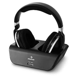 2,4GHz-Funk-Kopfhörer Auna 30 Meter incl. Akku kabellos