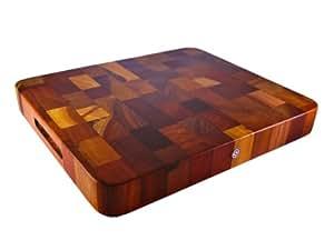tree co planche de boucher collection deco 355mm x 408mm x 50mm cuisine maison. Black Bedroom Furniture Sets. Home Design Ideas