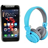 Captcha X1 4G Dual Sim Android Smartphone With Sh12 Wireless Bluetooth Headphone For IPhone 6 & Vivo V11 Mobile