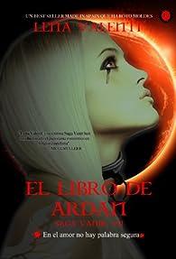 El Libro de Ardan par Lena Valenti
