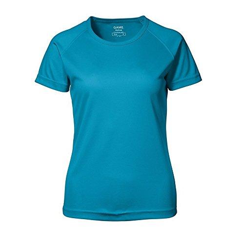 ID - T-shirt sport (coupe féminine) - Femme Cyan