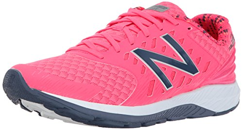 New Balance Fulecore Urge, Zapatillas Deportivas para Interior para Mujer, Rosa (Alpha Pink/Vintage Indigo), 38 EU