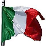 Bandiera Italia, cm 100x150