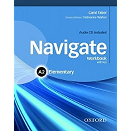 Navigate Elementary A2 : Workbook with key (1CD audio)