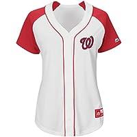 Bryce Harper Washington Nationals Women's MLB Majestic Fashion Replica Jersey