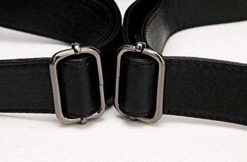 Umhängetasche Tasche Freizeit Reise Dame Tasche Multifunktions Rucksack Messenger Tasche Wild Einfach Black2