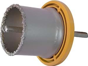 Smartool - 182542 - Scie trépan ø68 mm boitier électrique (brique-faïence)