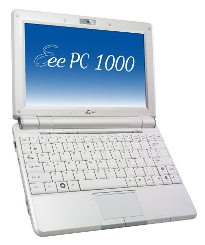 Asus 1 Gb Notebook Ram (Asus Eee PC 1000H 25,4 cm (10 Zoll) WSVGA Netbook (Intel Atom N270 1,6GHz, 1GB RAM, 160GB HDD, XP Home) weiß)