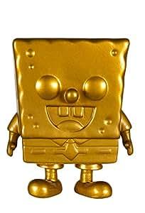 POP! Figurine Bob Eponge Or Vinylique USA Très Rare