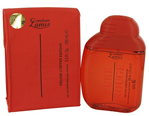 Pure Rouge by Lamis Eau De Toilette Spray 3.3 oz / 100 ml (Women)