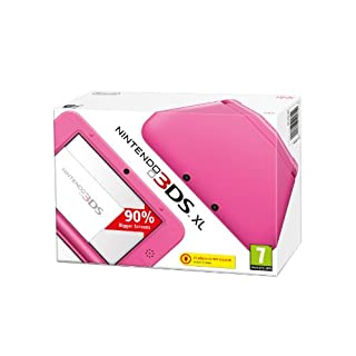 Nintendo 3DS XL Handheld Console - Pink