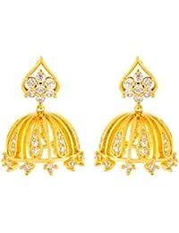10ff9a3e7 Jhumki Women's Earrings: Buy Jhumki Women's Earrings online at best ...