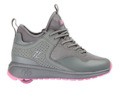Heelys Piper Schuhe grau-pink Mädchen grau-pink, 31 (Schuhe Grau Heelys)