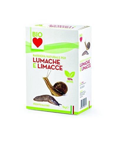 BIO LOVE BARRIERA NATURALE PER LUMACHE E LIMACCE KG.1