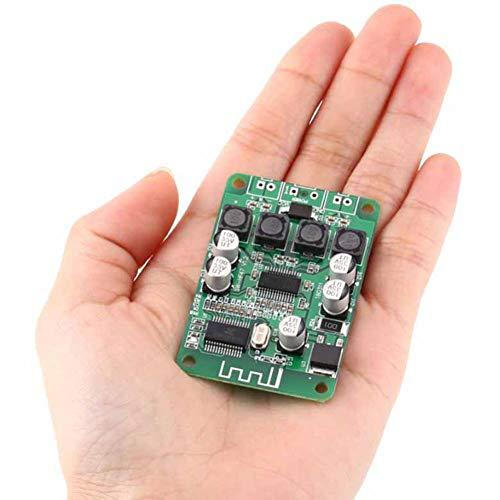 Sunronal Bluetooth Verstärkerplatine Digitalverstärker Wireless Audio Amp Board Kopfhörer Dual Channel - Dual-channel-kopfhörer