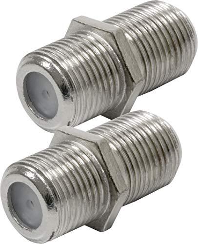 GE 23203Kabel Verlängerung Adapter verbindet Zwei Koaxial Video Kabel -