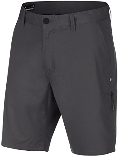 Oakley Herren ICON Chino Shorts, Forged Iron, 28