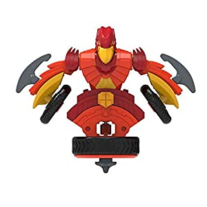 CYP BRANDS Firebreath de Spin Racers (SR-04), Multicolor (1)