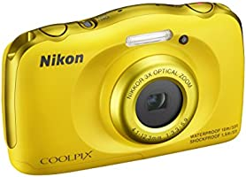 Nikon Coolpix S33 ( 14.17 Megapixel,3 -x opt. Zoom (2.7 Zoll Display) )