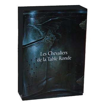 Les Chevaliers de la Table Ronde Coffret en 2 volumes : La Quête du Graal ; Le Roi Arthur