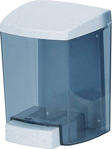 San Jamar S30TBK Distributeur de savon, Lotion et liquide, Noir perlé (Pack de 6)