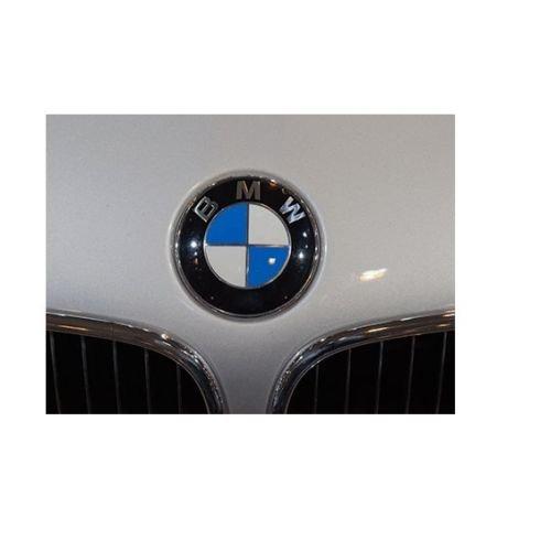 Dunwoth - Emblema Adesivo BMW, 82 mm