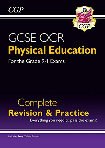 New Grade 9-1 GCSE Physical Education OCR Complete Revision & Practice (with Online Edition)